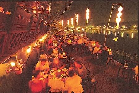 Riverside Bar And Restaurant Chiang Mai